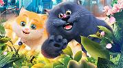 Большой кошачий побег