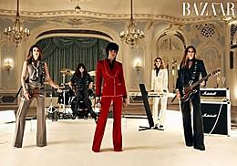 Duran Duran повергли в панику лучших топ-моделей мира