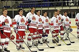 Лед. Хоккей. Легенды СССР