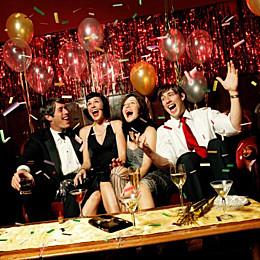 Новый год в клубе: «драконовских» цен не будет!