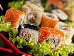 Суши считается лучшим лекарством от стресса
