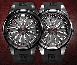 Созданы самые откровенные часы в мире