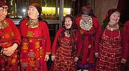 «Бурановские бабушки» и «Евровидение»