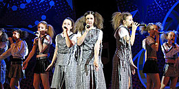 Фестиваль-конкурс вокалистов-исполнителей на иностранном языке «TALENTS»