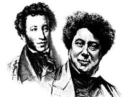 Как Пушкин стал Дюма