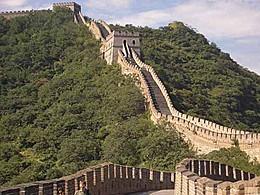 Кусок Великой Китайской стены нашли в Монголии