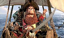 Премьера анимационного 3D-фильма «Пираты! Банда неудачников»