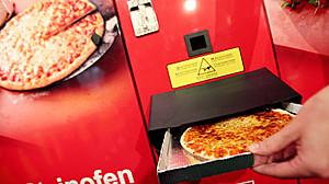 В Москве появились автоматы, которые готовят пиццу