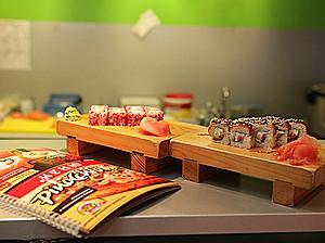 Андрей Кузнецов, «Смолл Токио»: «Сначала мы доставляли суши на самолете…»