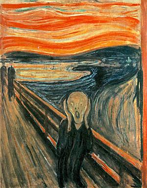 """""""Крик"""" Эдварда Мунка стал самой дорогой картиной в мире"""