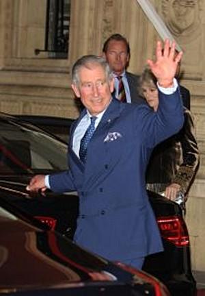 Принц Уэльский стал ведущим прогноза погоды