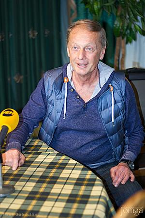 Задорнов рассказал, почему его показывают только на РЕН ТВ