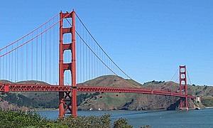 Удивительные мосты США