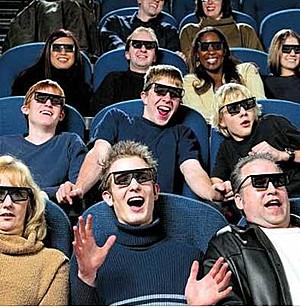 """""""Синема Парк"""" вложит около 19 млн долл. в """"аттракцион"""" 4D"""