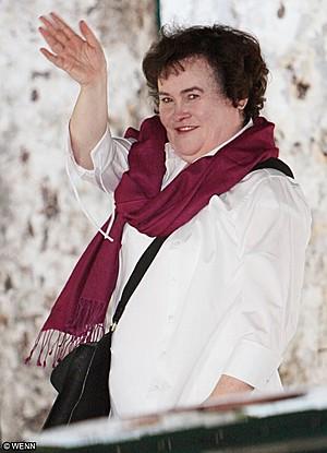 Сьюзан Бойл получила почетную докторскую степень