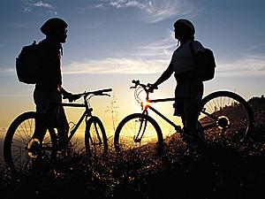 Велодорога длиной в 110,62 км.