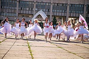 Невесты под открытым небом