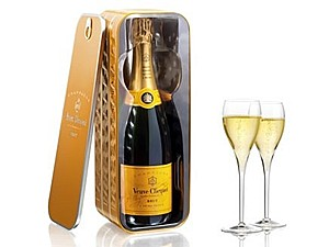 Знаменитое шампанское превратили в консервы