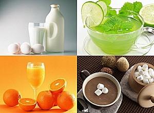 8 напитков, которые обязательно должны входить в рацион питания человека.