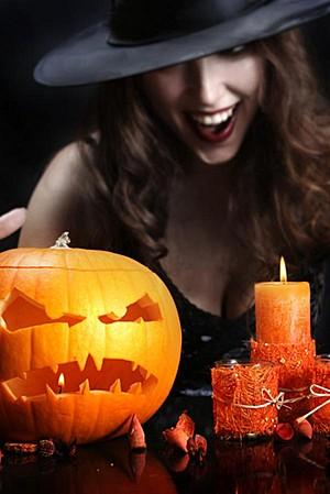 Halloween или выносите всех святых!