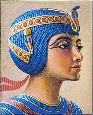 Тутанхамон оказался европейцем