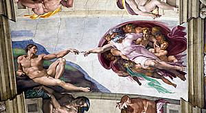 Ватикан: туристы разрушают фрески Микеланджело