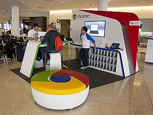 Google откроет сеть офлайн-магазинов