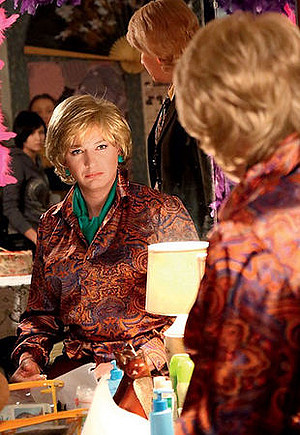Марат Башаров стал блондинкой: съемки нового сериала на СТС