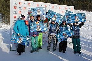 В Набережных Челнах состоялся пятый этап серии соревнований для сноубордистов Ростелеком 13 Parks Tour