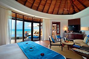 Шестизвездочный рай на Мальдивах в Constance Halaveli Resort