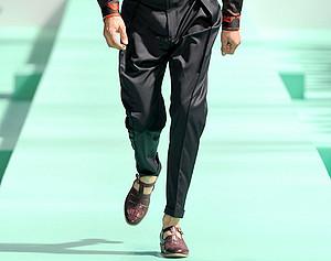 В носках и без: Капризы актуальной мужской моды