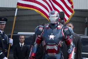 «Железный человек 3» в формате IMAX