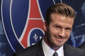Дэвид Бекхэм объявил о завершении футбольной карьеры