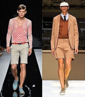О носках и людях: как стильно одеть своего мужчину летом