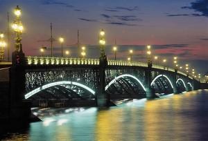 Санкт-Петербург оказался среди лучших туристических центров мира