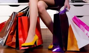 Мужчины выдерживают 26 минут шоппинга
