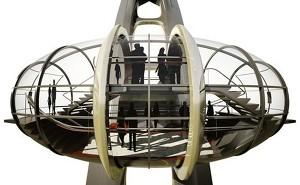 В Японии строят самое большое «чертово колесо» в мире