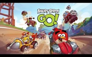 Angry Birds поедут на… автомобилях