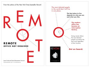Как удалённая работа изменила мою жизнь — рецензия на новую книгу «Remote» от 37signals