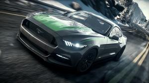 Поклонники игры «Need for Speed Rivals» первыми испытают новый Ford Mustang