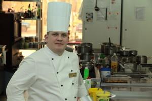 Шеф-повар из Челнов будет работать на Олимпиаде