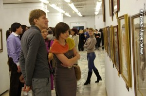 В Челнах выставка Никаса Сафронова побила рекорд по посещаемости