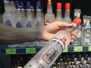 Со вторника в России подорожает крепкий алкоголь