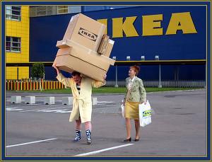 Товары IKEA станут доступными онлайн