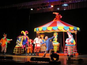 Театр «Мастеровые» пришел к зрителям старой части города