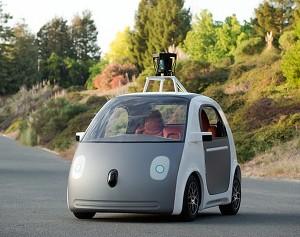 Google готовит к выпуску самодвижущиеся автомобили