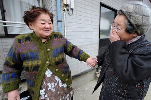 В Японии 85-летнего мужчину арестовали за приставание к 80-летней женщине