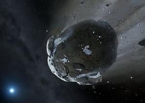 """Шведские ученые нашли фрагмент астероида, """"взорвавшего"""" жизнь на Земле"""