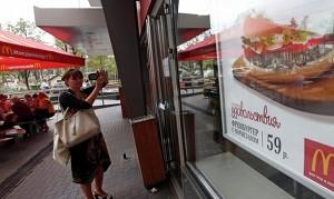 «Макдоналдс» выиграл «бургерное дело» у Роспотребнадзора