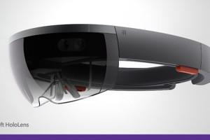 Microsoft представила очки дополненной реальности под названием HoloLens